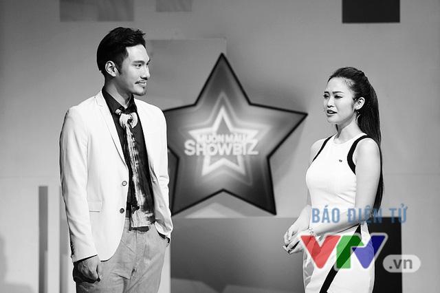 Trò chuyện với người dẫn chương trình Thùy Linh.