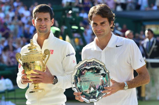 Djokovic và Federer nhiều khả năng đụng độ ở bán kết