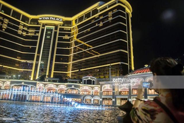 Wynn Macau, sòng bạc đắt nhất Macau (Trung Quốc) mời đi vào hoạt động. Ảnh: Getty