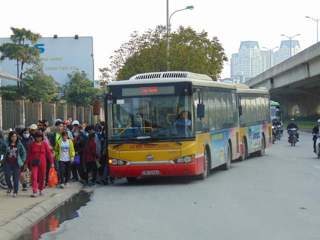 Xe bus chất lượng cao tuyến Ga Hà Nội - sân bay Nội Bài có nhiều ưu điểm nổi bật hơn so với các tuyến xe bus đang chạy hiện nay.