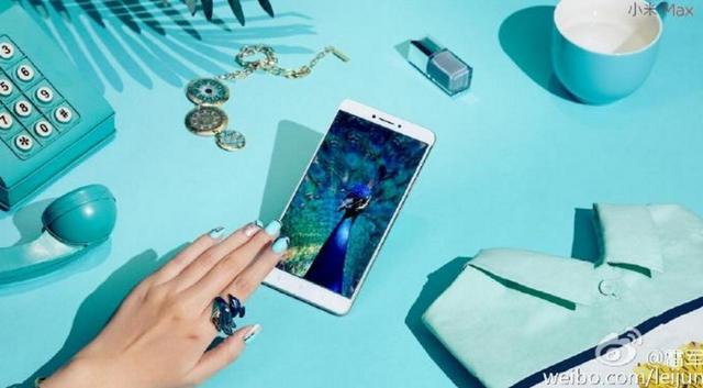 Hình ảnh mới của Xiaomi Mi Max