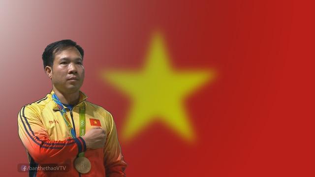 Xạ thủ Hoàng Xuân Vinh - niềm tự hào của Thể thao Việt Nam.