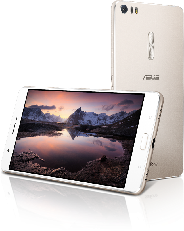 ZenFone 3 Ultra sở hữu màn hình lên đến 6.8 inch
