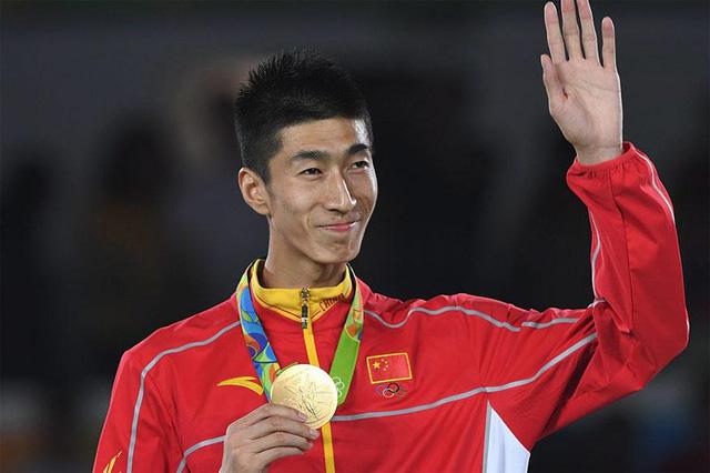 Zhao Shuai (58kg nam môn Taekwondo - Trung Quốc)