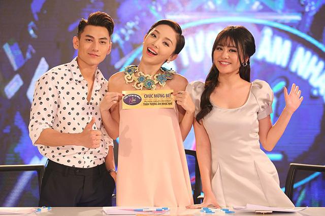 Bộ ba giám khảo của Vietnam Idol Kids 2016 (Ảnh: Lê Huy/Zing.vn)