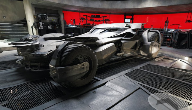 Chiếc xe Batmobile của Batman