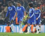Chelsea 2-2 PSG: Rực lửa Stamford Bridge