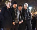 Hủy bỏ buổi biểu diễn, U2 quay trở lại địa điểm bị tấn công khủng bố