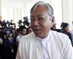 Ảnh hưởng cuộc bầu cử tổng thống tại Myanmar