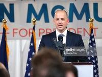 Cơ hội nào cho ứng viên Evan McMullin tranh cử Tổng thống độc lập?