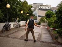 Xả súng tại Đức: Cảnh sát Đức đột kích một căn hộ ở Munich