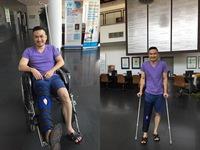 Sao phim Việt tuần qua: Chi Bảo nhập viện vì tai nạn phim trường