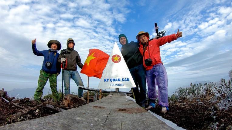 Trên đỉnh Ky Quan San