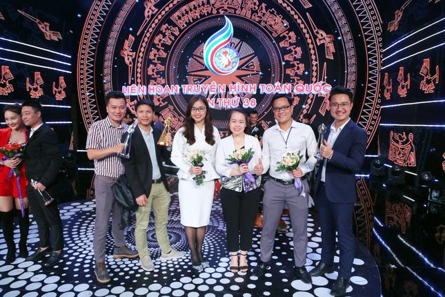 Trung tâm tin tức VTV24 giành 1 giải Vàng và 2 giải Bạc tại liên hoan năm nay
