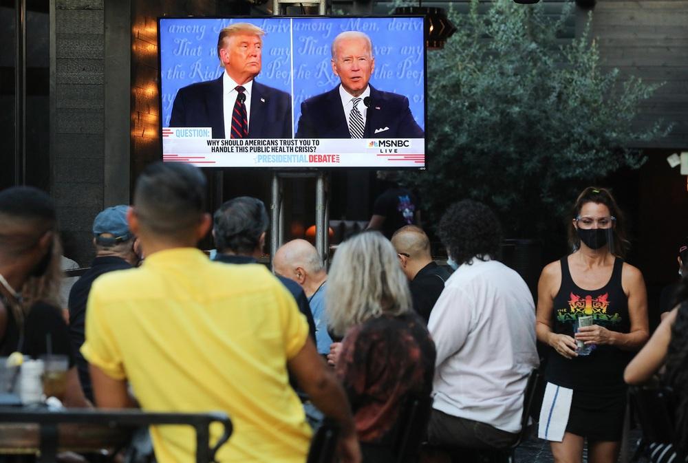 Ông Trump mắc COVID-19, vòng tranh luận thứ hai Donald Trump - Biden liệu có bị hoãn? - Ảnh 5.