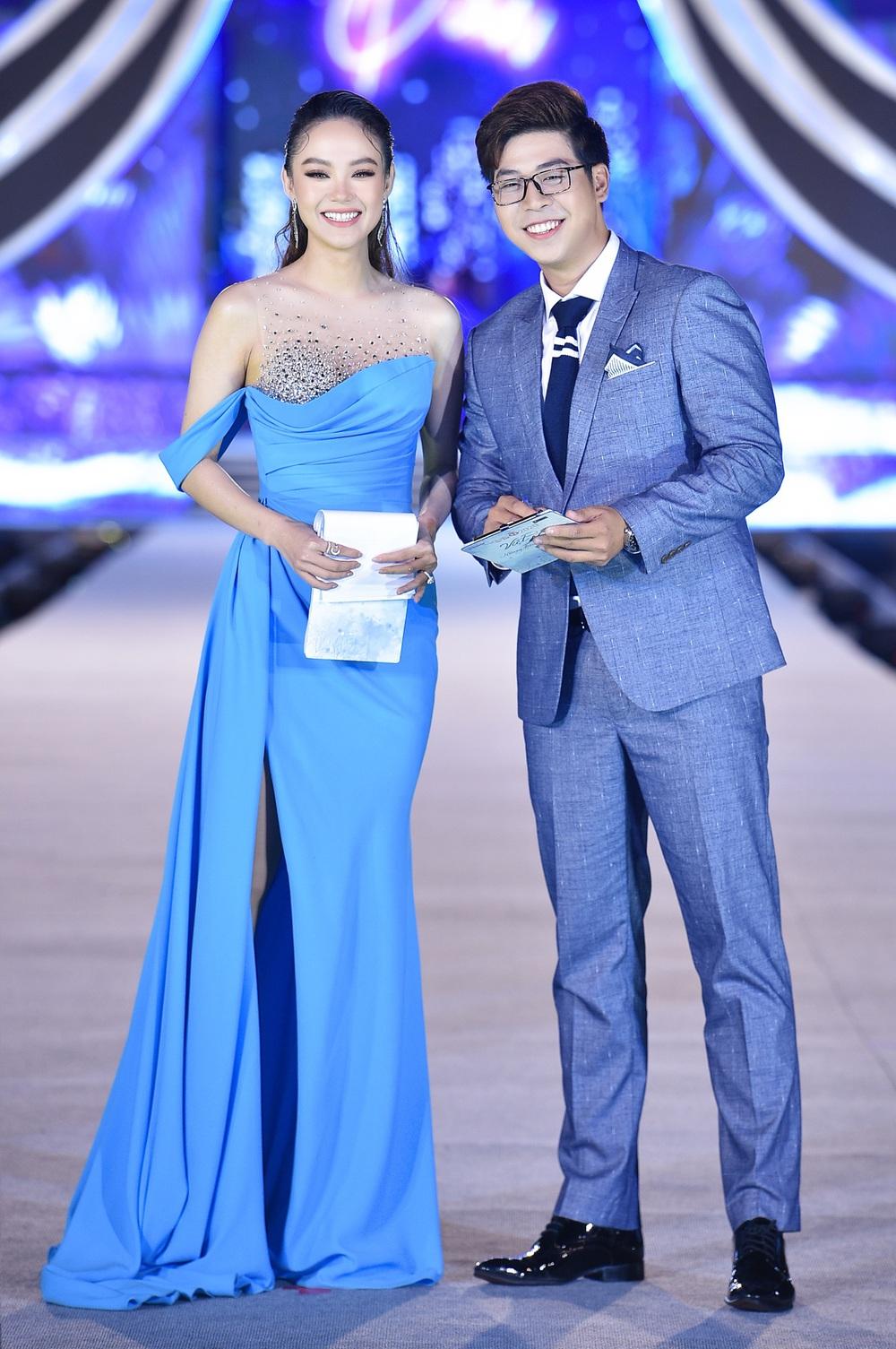 Thụy Vân khoe dáng nóng bỏng bên dàn Hoa hậu, Á hậu - Ảnh 9.