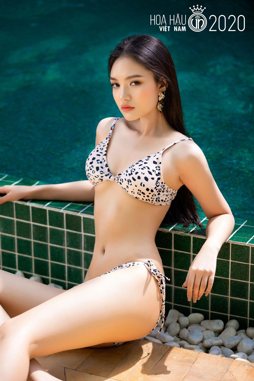 Trọn bộ ảnh bikini trước thềm Chung kết Hoa hậu Việt Nam 2020 - Ảnh 11.