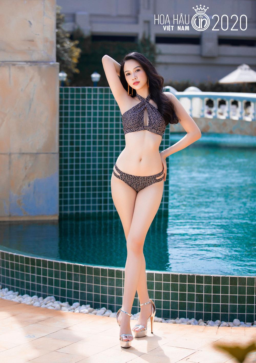 Trọn bộ ảnh bikini trước thềm Chung kết Hoa hậu Việt Nam 2020 - Ảnh 12.