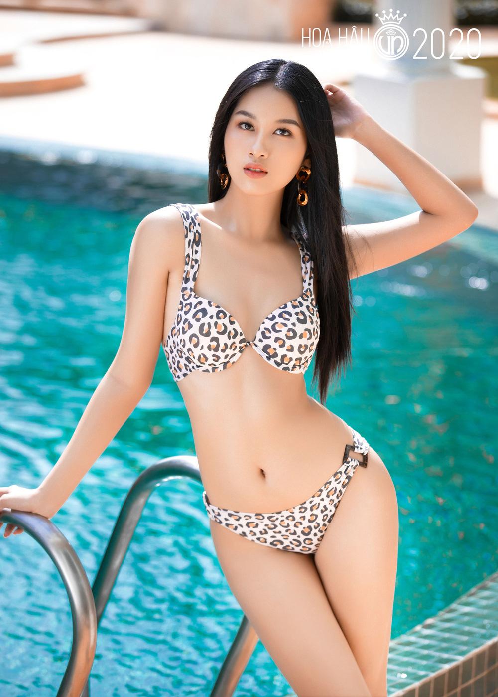 Trọn bộ ảnh bikini trước thềm Chung kết Hoa hậu Việt Nam 2020 - Ảnh 15.