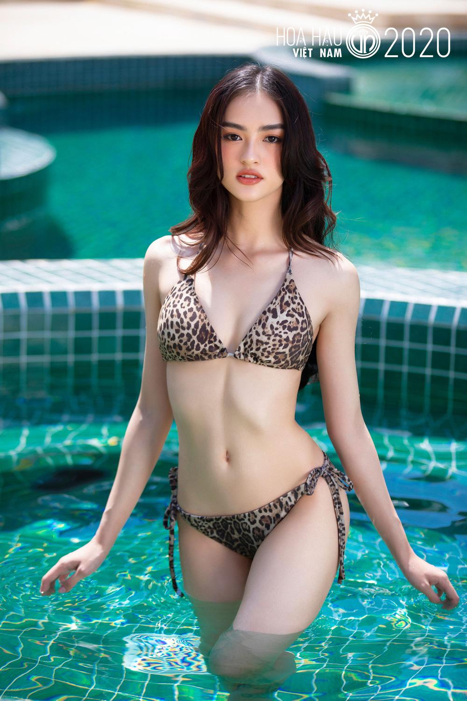 Trọn bộ ảnh bikini trước thềm Chung kết Hoa hậu Việt Nam 2020 - Ảnh 16.