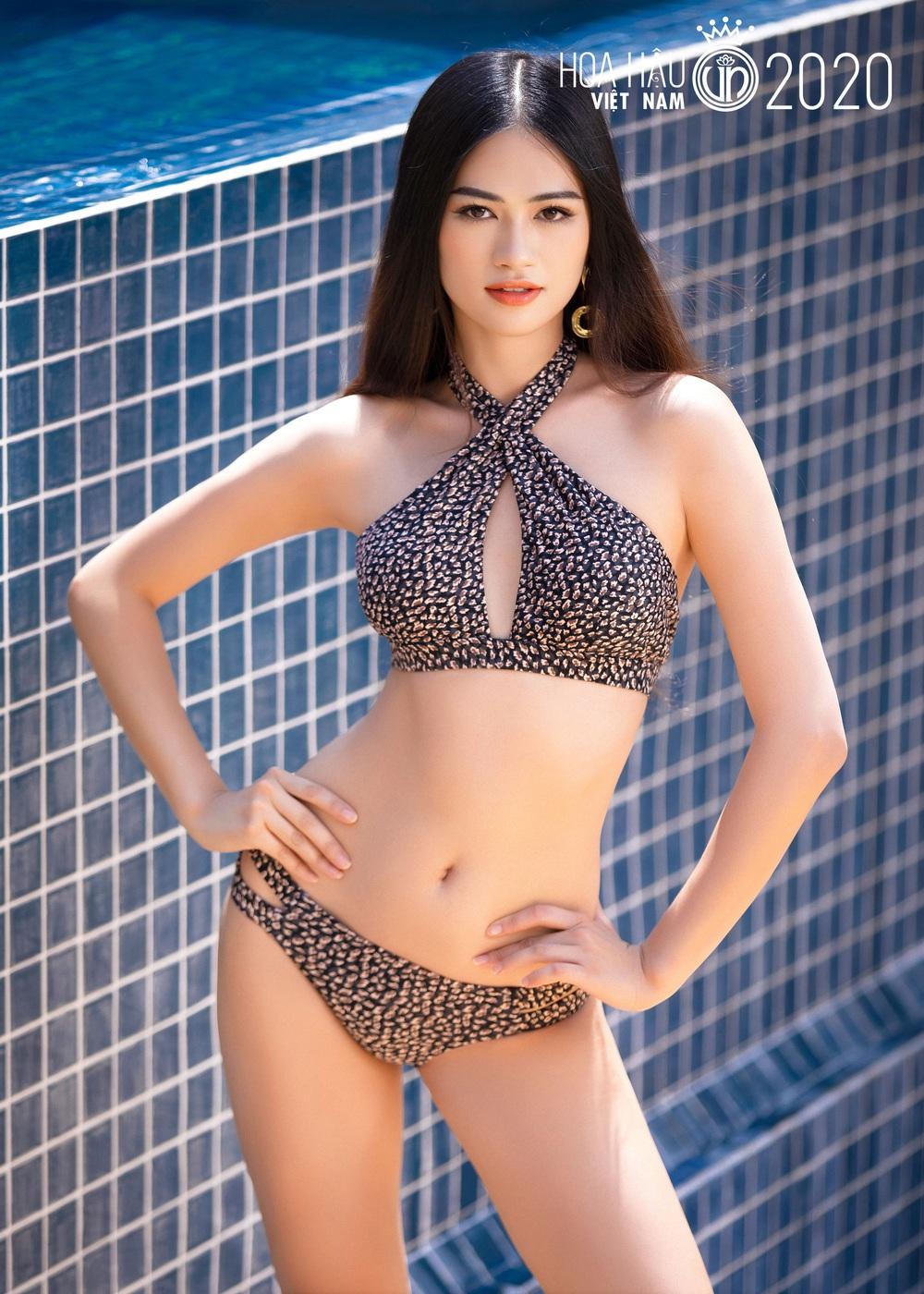 Trọn bộ ảnh bikini trước thềm Chung kết Hoa hậu Việt Nam 2020 - Ảnh 17.