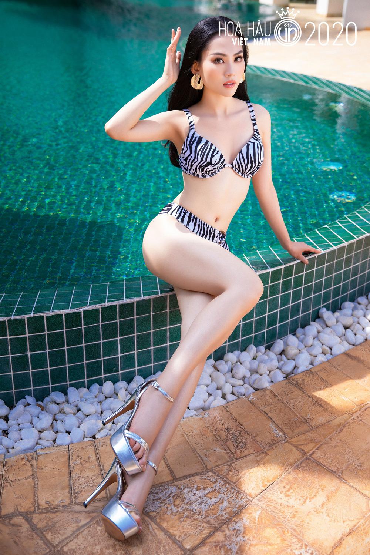Trọn bộ ảnh bikini trước thềm Chung kết Hoa hậu Việt Nam 2020 - Ảnh 19.