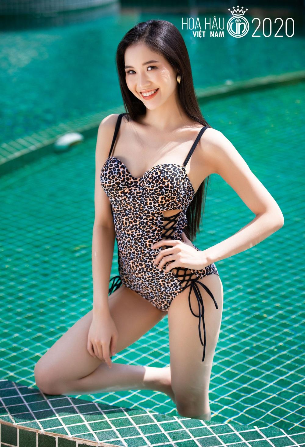 Trọn bộ ảnh bikini trước thềm Chung kết Hoa hậu Việt Nam 2020 - Ảnh 32.