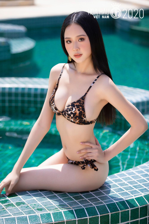 Trọn bộ ảnh bikini trước thềm Chung kết Hoa hậu Việt Nam 2020 - Ảnh 35.
