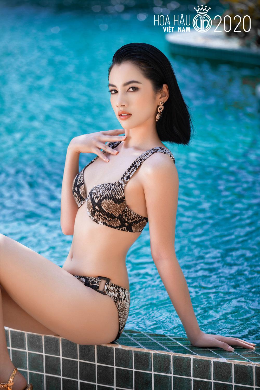 Trọn bộ ảnh bikini trước thềm Chung kết Hoa hậu Việt Nam 2020 - Ảnh 5.