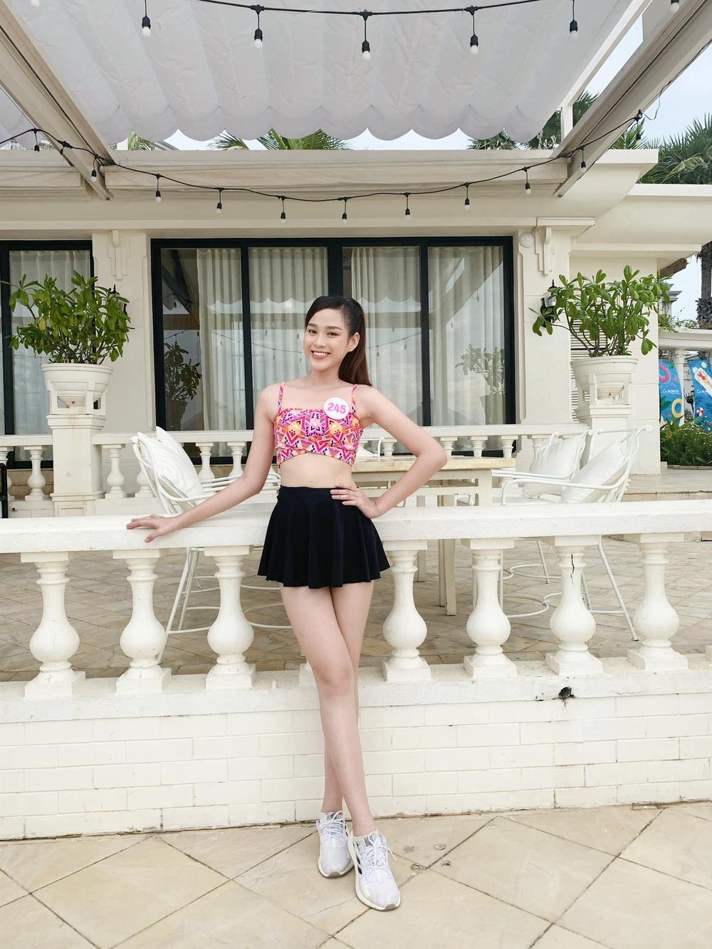 Hành trình từ nữ sinh Thanh Hóa đến tân Hoa hậu Việt Nam 2020 của Đỗ Thị Hà - Ảnh 11.
