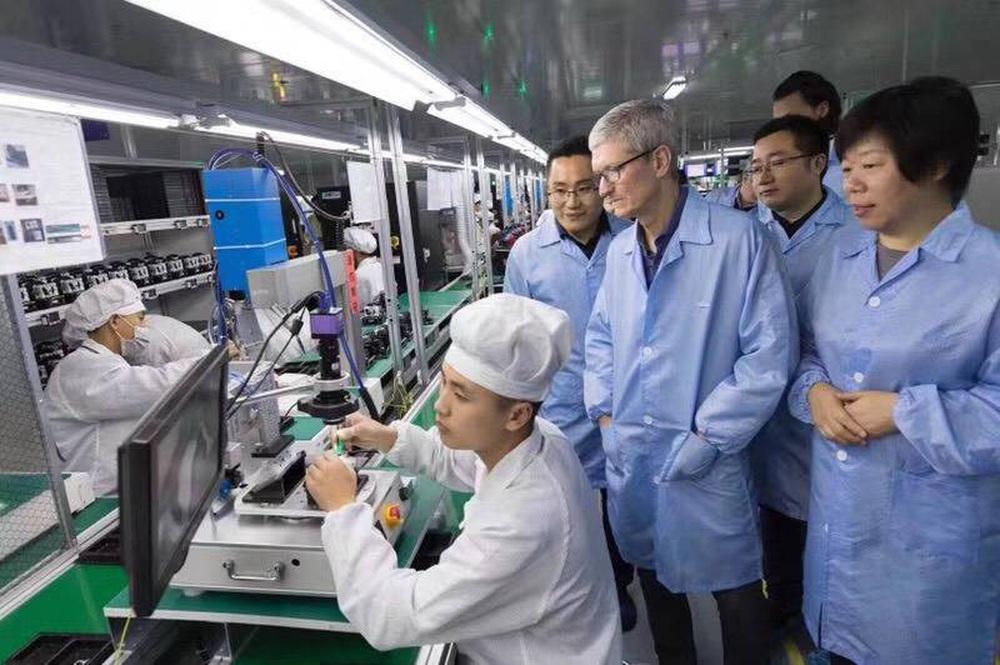 Cuộc di cư khỏi Trung Quốc của Apple - Ảnh 7.
