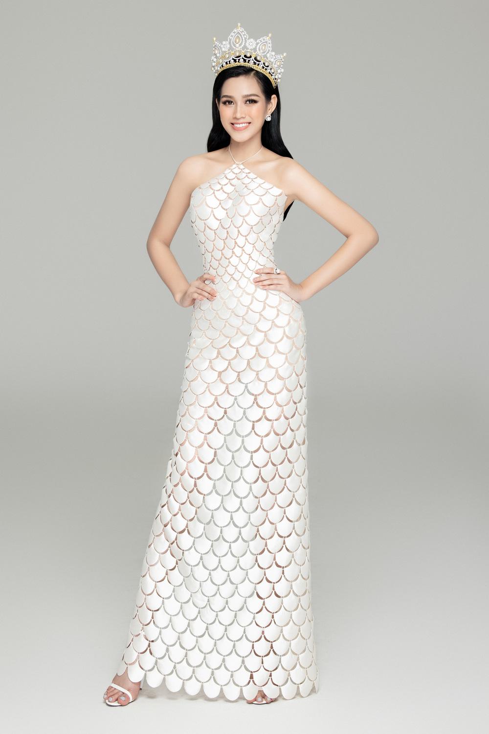 Hoa hậu Đỗ Thị Hà đọ sắc bên hai Á hậu sau 1 tháng đăng quang - Ảnh 7.