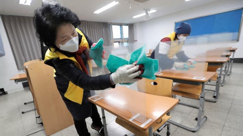 Kỳ thi Đại học rất khác lạ vì COVID-19 tại Hàn Quốc - Ảnh 8.