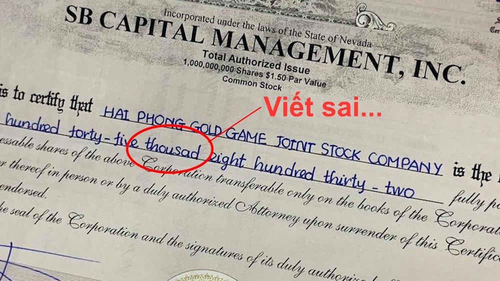 Thương vụ tỷ USD, đòi bồi thường triệu USD cùng những mập mờ của Newlife Group và Goldgame - Ảnh 3.