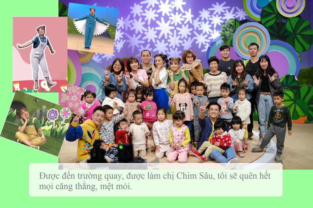 Ngày 1/6, gặp dàn MC vui nhộn, dễ thương trên sóng VTV - Ảnh 5.