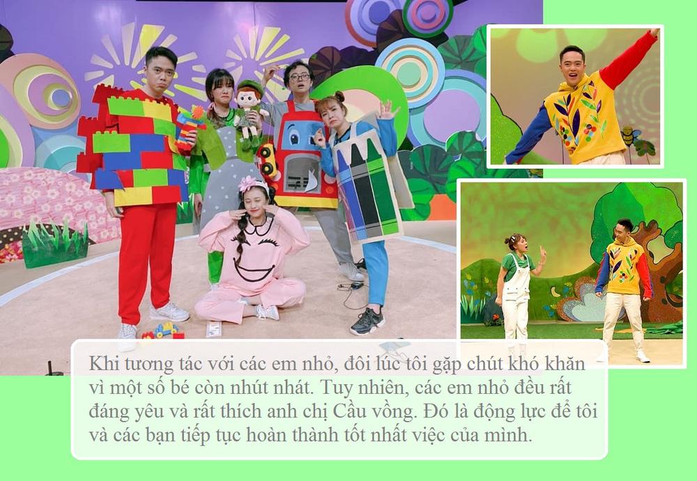 Ngày 1/6, gặp dàn MC vui nhộn, dễ thương trên sóng VTV - Ảnh 4.