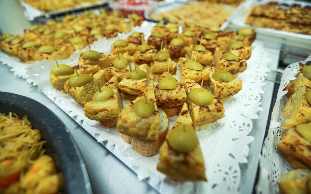 Khám phá Tapa - nét ẩm thực độc đáo của đất nước Tây Ban Nha - Ảnh 5.