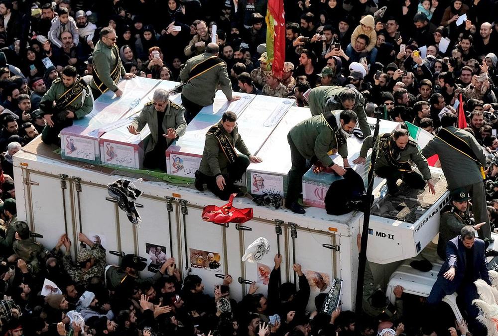 Vì sao Iran bất ngờ ban hành lệnh bắt giữ Tổng thống Mỹ Donald Trump? - ảnh 1