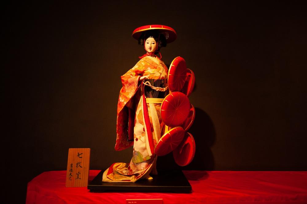 Chiêm ngưỡng và tìm hiểu búp bê truyền thống của Nhật Bản - Ảnh 10.