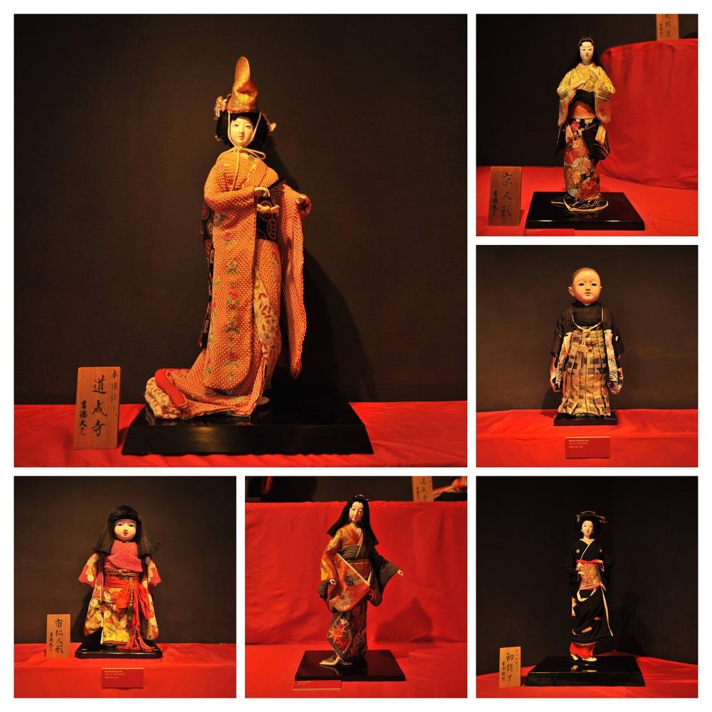 Chiêm ngưỡng và tìm hiểu búp bê truyền thống của Nhật Bản - Ảnh 3.