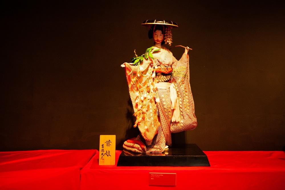 Chiêm ngưỡng và tìm hiểu búp bê truyền thống của Nhật Bản - Ảnh 8.