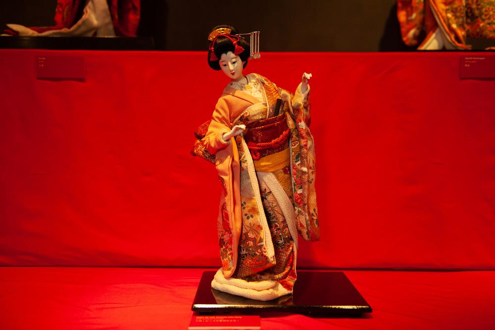 Chiêm ngưỡng và tìm hiểu búp bê truyền thống của Nhật Bản - Ảnh 7.