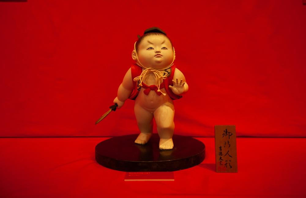 Chiêm ngưỡng và tìm hiểu búp bê truyền thống của Nhật Bản - Ảnh 12.