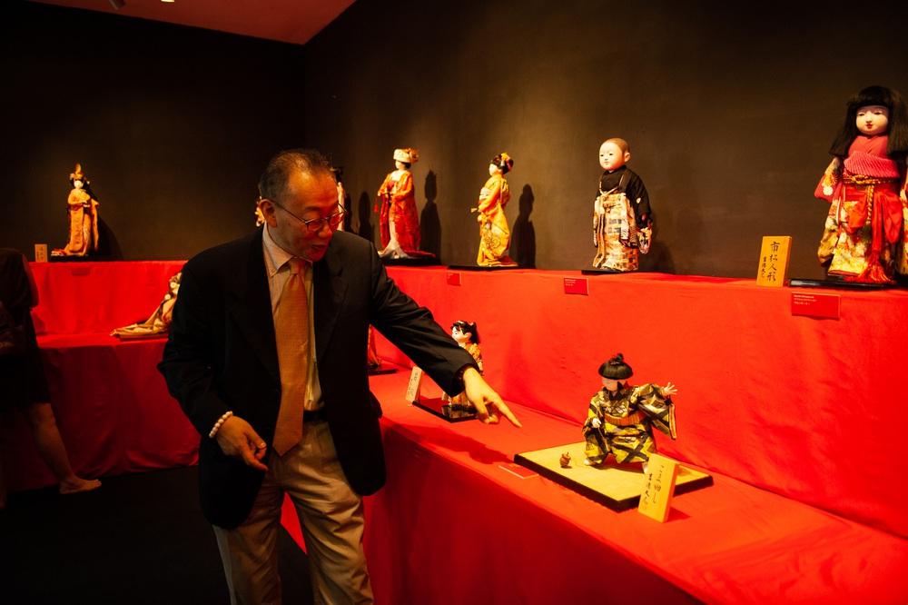 Chiêm ngưỡng và tìm hiểu búp bê truyền thống của Nhật Bản - Ảnh 4.