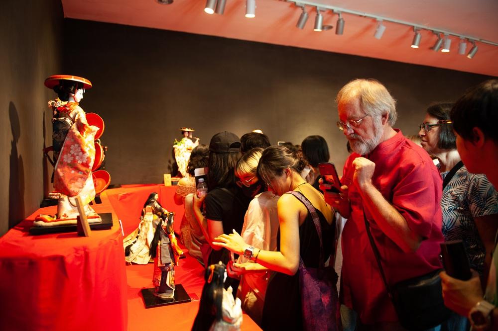 Chiêm ngưỡng và tìm hiểu búp bê truyền thống của Nhật Bản - Ảnh 16.