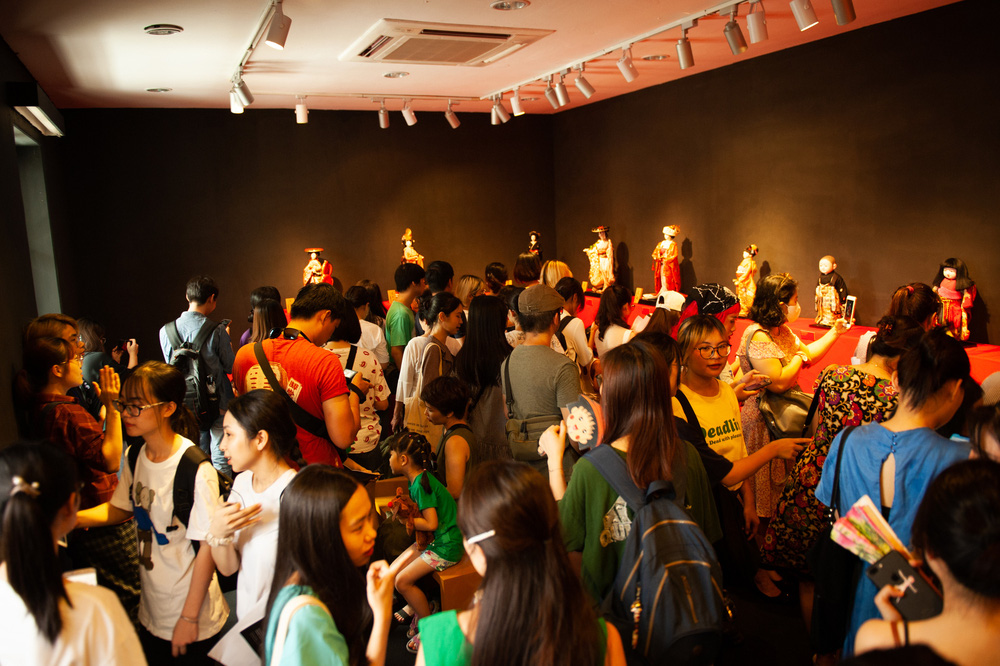 Chiêm ngưỡng và tìm hiểu búp bê truyền thống của Nhật Bản - Ảnh 14.