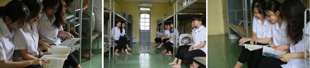 """Ngôi trường THPT giữa Hà Nội """"hoài cổ"""" nói không với điện thoại, lớp nam nữ riêng biệt - Ảnh 3."""