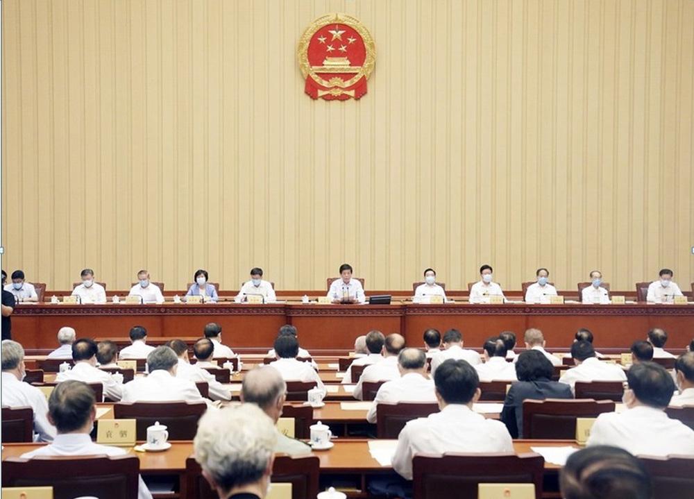 Vì sao Trung Quốc thông qua Luật an ninh quốc gia Hong Kong? - Ảnh 2.