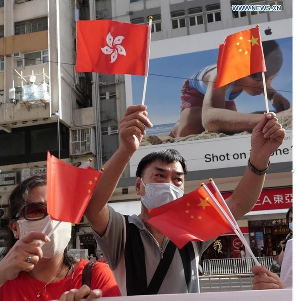 Vì sao Trung Quốc thông qua Luật an ninh quốc gia Hong Kong? - Ảnh 3.