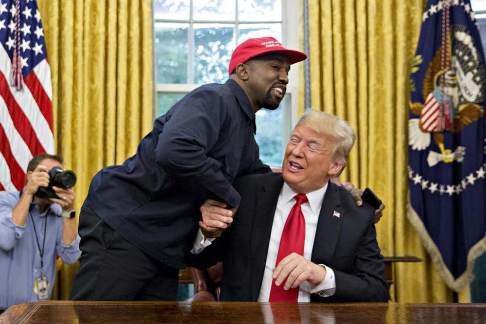 Kanye West: Ngôi sao nhạc rap thách thức ngôi Tổng thống của ông Trump giàu đến mức độ nào? - Ảnh 2.